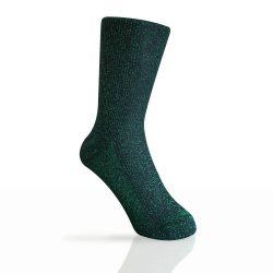 Green Sparkle Socks
