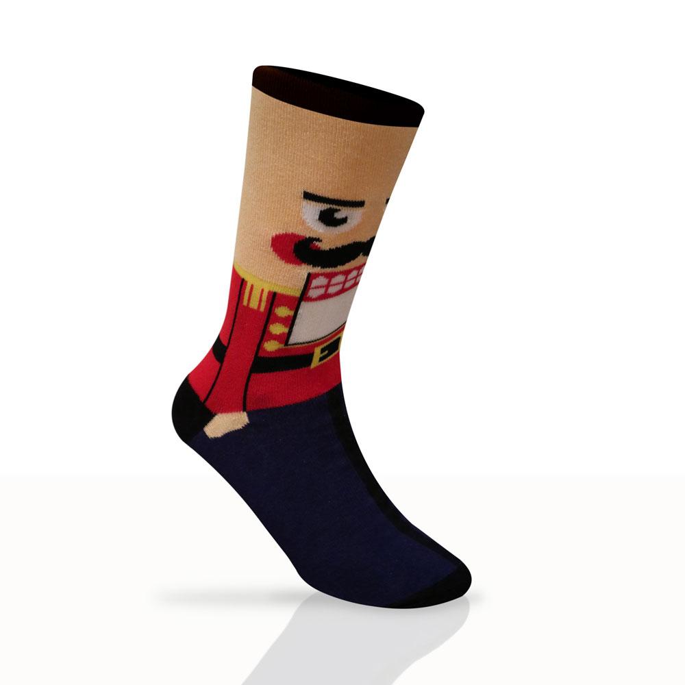 Nutcracker socks