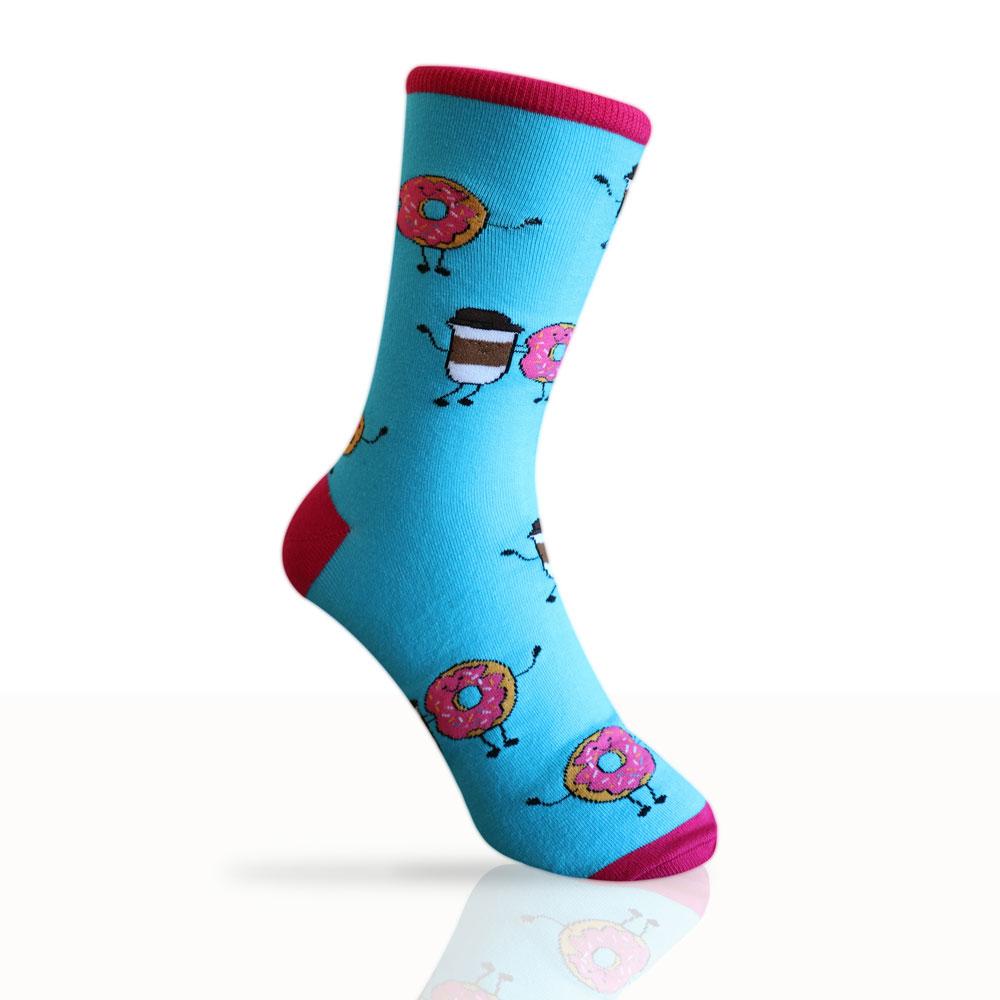 doughnuts-socks