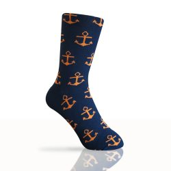 sailor anchor socks