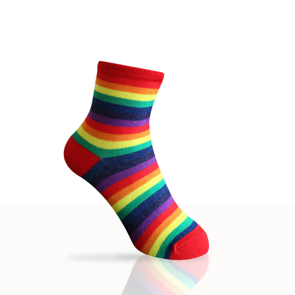 lgbt rainbow socks