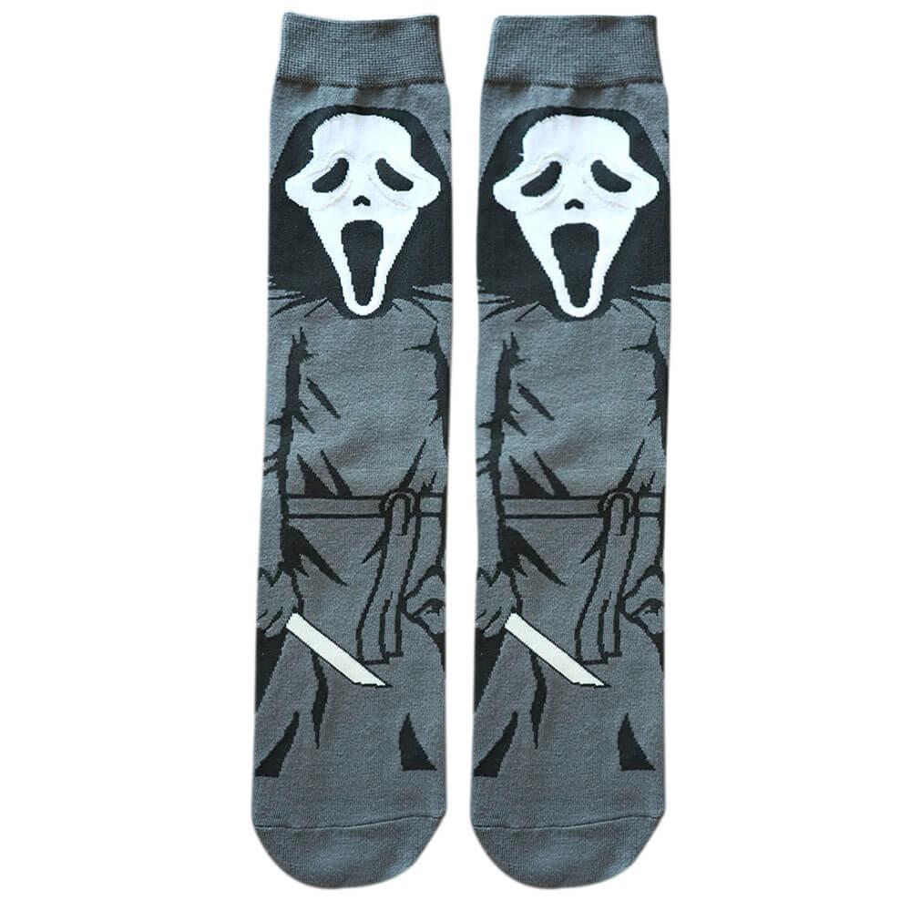 ghostface socks