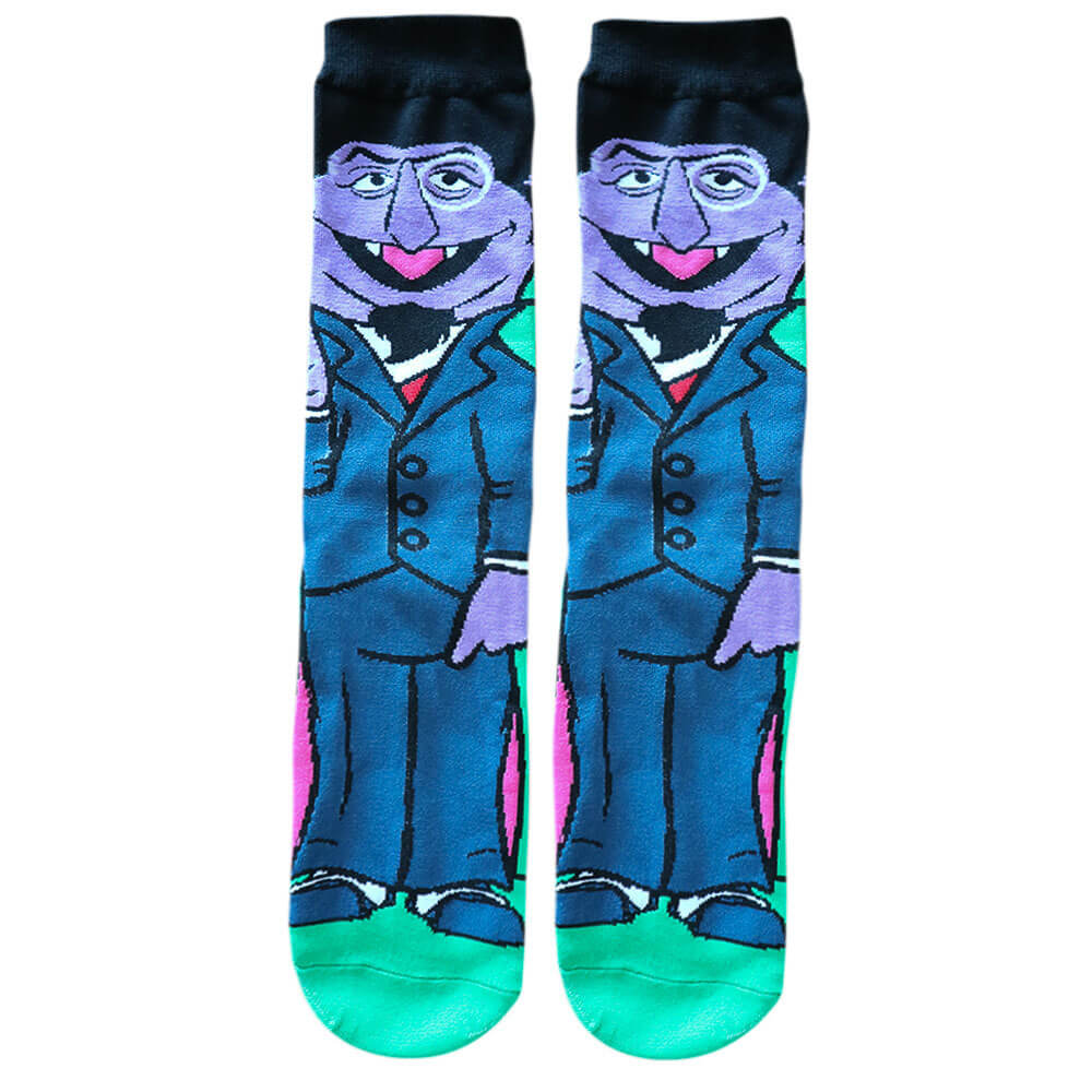 the count socks