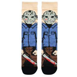 Jason Friday 13th Socks